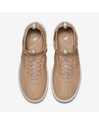 Nike Brown Air Force 1 Ultraforce Mid for men