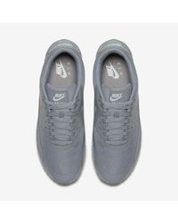 Nike Gray Air Max 90 Ultra 2.0 Essential for men