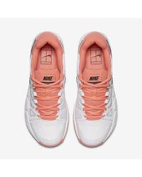 Nike White Court Air Vapor Advantage