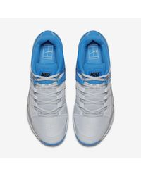 Nike Blue Court Zoom Vapor 9.5 Tour for men
