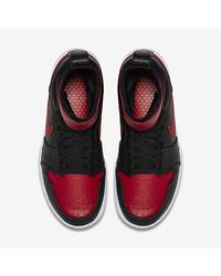 Nike Red Court Flare 23 for men