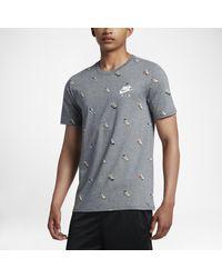Nike Gray Sportswear Air Max for men