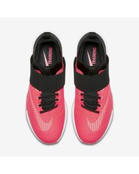 Nike Pink Air Zoom Strong