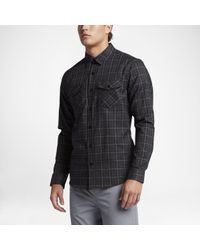 Nike Black Hurley Dri-fit Cascade for men