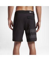 Nike Black Hurley Phantom Block Party Kahiki for men