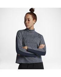 Nike Blue Sportswear Knit