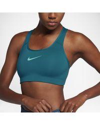 Nike Blue Pro Classic Swoosh