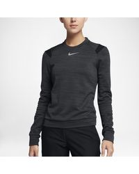 Nike Black Therma-sphere for men