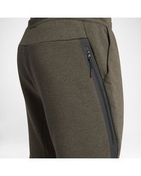 Nike Green Sportswear Tech Fleece for men