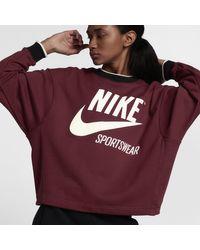 Nike Red Sportswear