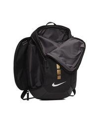 Zaino da basket Hoops Elite Pro (piccolo) di Nike in Black da Uomo
