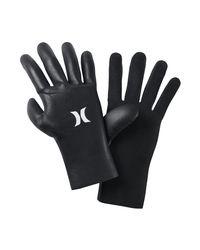 Gants de surf Hurley Advantage Plus 2/2mm Nike pour homme en coloris Black