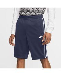Nike Blue Sportswear Shorts for men