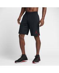 ef7982c3719b7d Lyst - Jordan 23 Alpha Knit Men s Training Shorts