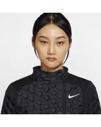 Veste de running AeroLoft pour Nike en coloris Black