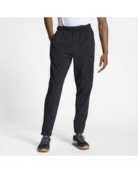 Pantaloni da training Dri-FIT di Nike in Black da Uomo
