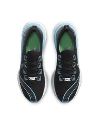 "Nike React Infinity Run Flyknit""Fast City""-Laufschuh in Black für Herren"