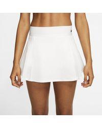 Jupe de tennis Court pour Nike en coloris White