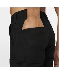 Pantaloni Hurley x Carhartt Double Front di Nike in Black da Uomo