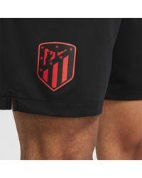 Nike Atlético de Madrid 2019/20 Stadium Home/Away -Fußballtrikot in Black für Herren