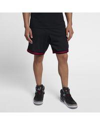 5c74fba32b85 Nike Jordan Lifestyle Last Shot Shorts in Black for Men - Lyst