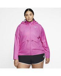 Nike Pink Große Größe