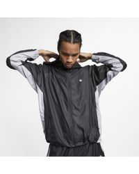 Nike Lab Collection Tn Hooded Track Jacket (black) - Clearance Sale for men