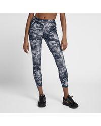 Nike Gray Speed Running Tights