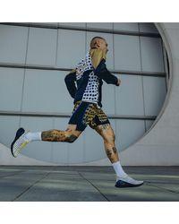 Giacca da running Windrunner A.I.R. Cody Hudson di Nike in Blue da Uomo
