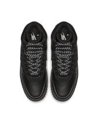 Nike Lunar Force 1'18 Herren-Duckboot in Black für Herren
