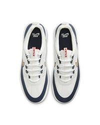 Nike Blue SB Nyjah Free 2 Skateboardschuh