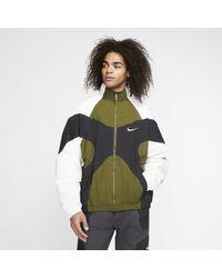 Veste tissée Sportswear pour Nike pour homme en coloris Green