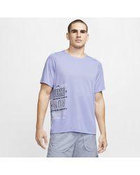 Nike Rise 365 Wild Run -Laufoberteil in Purple für Herren