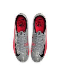 Mercurial Vapor 13 Academy AG Botas de fútbol para césped artificial Nike de hombre de color Gray