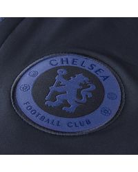Pantaloni da calcio Dri-FIT Chelsea FC Strike di Nike in Blue da Uomo