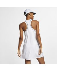 Nike White Court Dri-FIT -Tenniskleid