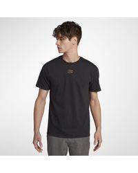 Nike Black Hurley Premium International Oversized T-shirt for men