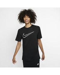 Nike Black Sportswear T-shirt for men