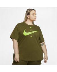 Nike Green Große Größe