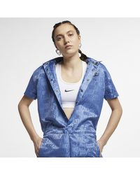 Nike Blue Air Jumpsuit