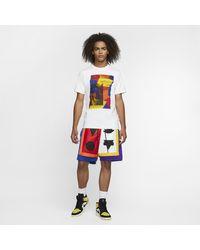 Tee-shirt Jordan Rivals pour Nike pour homme en coloris White