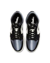 Chaussure Air Jordan 1 Mid SE pour Nike pour homme en coloris Black