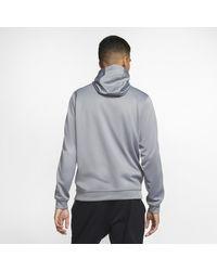 Sweatà capuche à zip Sportswear pour Nike pour homme en coloris Gray