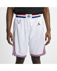 Nike All-Star Edition Swingman Jordan NBA-Shorts für Herren in Multicolor für Herren