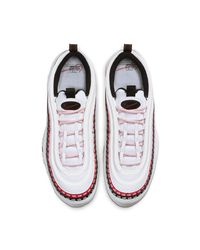 Nike White Air Max 97 Shoe for men