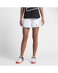 Nike Multicolor Court Flex Pure Women's Tennis Shorts