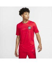 Nike F.C. Home Fußballtrikot in Red für Herren