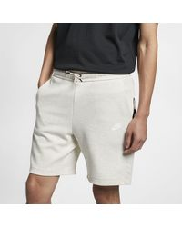 Short en tissu Fleece Sportswear Tech Fleece pour Homme di Nike in Multicolor da Uomo