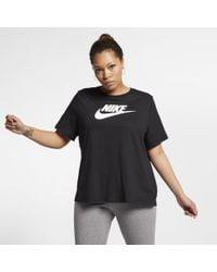 Nike Black Plus Size