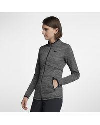 Giacca da golf Dry di Nike in Gray